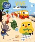 Marie Paruit - Vive les vacances ! - Cherche et trouve.
