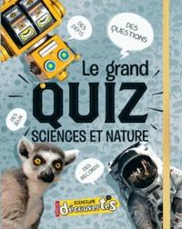 Françoise Caille - Le grand quiz sciences et nature.