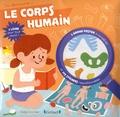 Adèle Combes - Je découvre le corps humain - Avec un grand poster et 175 stickers.