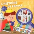 Nathalie Lescaille et Adèle Combes - Je découvre l'histoire de France.