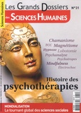 Jean-François Marmion - Les Grands Dossiers des Sciences Humaines N° 31, juin-juillet- : Histoire des psychothérapies.