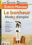 Jean-François Marmion - Les Grands Dossiers des Sciences Humaines N° 35, juin-juillet- : Le bonheur, modes d'emploi.