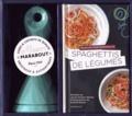 Jessie Kanelos Weiner et Richard Boutin - L'ustensile facile pour spiralizer vos légumes - Avec 1 livre de recettes et 1 spiralizer.