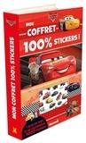 Disney Pixar - Mon coffret 100% stickers Cars - Avec 1 bloc de jeux et de coloriages et 1000 stickers.