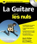 Mark Phillips et Jon Chappell - La Guitare pour les nuls. 1 CD audio