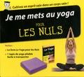 Georg A. Feuerstein et Larry Payne - Je me mets au yoga pour les nuls - Avec un tapis de yoga pliable.