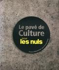 Florence Braunstein et Jean-François Pépin - Le pavé de culture pour les nuls.