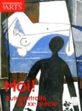 Pascal Bonafoux et Pierre Descargues - Connaissance des Arts Hors-série N° 219 : Moi ! - Autoportraits du XXe siècle.