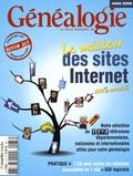 Pierre-Valéry Archassal et Jean-Yves Baxter - La revue française de généalogie Hors-série : Le meilleur des sites internet. 1 Cédérom