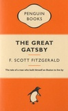 Francis Scott Fitzgerald - The Great Gatsby.