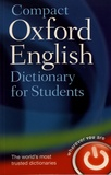 Catherine Soanes - Compact Oxford English Dictionary for Students.