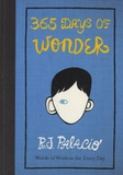 R-J Palacio - 365 Days of Wonder.
