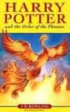 Harry Potter and the order of the phoenix / J.K.Rowling | Rowling, J. K. (1965-....)