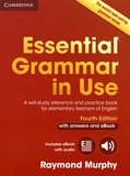 Raymond Murphy - Essential Grammar in Use with answers and eBook - A self-study reference and practice book for elementary learners of English.