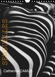 Catherine Camus - CALVENDO Art  : Sensuelles (Calendrier mural 2021 DIN A4 vertical) - Nus féminins dont la moitié avec jeux d'ombres (Calendrier mensuel, 14 Pages ).