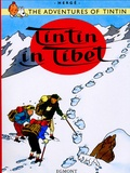 Hergé - The Adventures of Tintin  : Tintin inTibet.