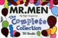 Roger Hargreaves - Mr. Men The Complete Collection - 50 Books.