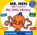 Roger Hargreaves - Mr Men, My Little Library.