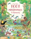 Ruth Brocklehurst et Susanna Davidson - 1001 animaux à trouver.