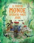 Jules Verne - Le tour du monde en quatre-vingt jours.