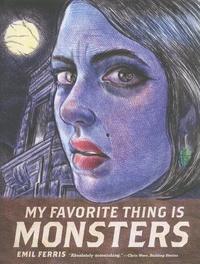 Emil Ferris - My Favorite Thing is Monsters - Book One.