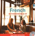 Lonely Planet - French Phrasebook & CD. 1 CD audio