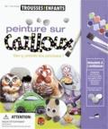 SpiceBox - Peinture sur cailloux - Vas-y, prends tes pinceaux ! Avec matériel.