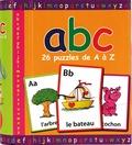 SpiceBox - Abc - 26 puzzles de A à Z.
