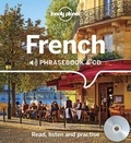 Lonely Planet - French Phrasebook. 1 CD audio