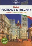 Nicola Williams et Virginia Maxwell - Florence & Tuscany - Top Sights, Local Life, Made Easy. 1 Plan détachable