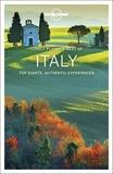Marc Di Duca et Cristian Bonetto - Lonely Planet's Best of Italy. 1 Plan détachable
