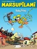 Franquin et  Yann - The Marsupilami - Volume 5 - Baby Prinz.