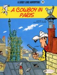 Jul et  Achdé - A Lucky Luke Adventure Tome 71 : A Cowboy in Paris.