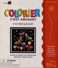 SpiceBox - Colorier c'est amusant et les stylos gel aussi !.