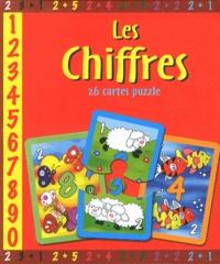 SpiceBox - Les chiffres - 26 cartes puzzle.