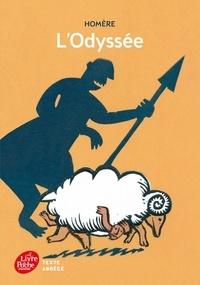 Homère - L'Odyssée - Texte abrégé.