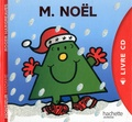 Roger Hargreaves - Monsieur Noël. 1 CD audio