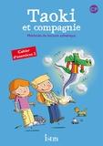 Isabelle Carlier et Angélique Le Van Gong - Méthode de lecture syllabique CP Taoki et compagnie - Cahier d'exercices 2.