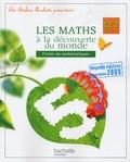 Guy Blandino - Les maths à la découverte du monde, CE1 - Fichier de mathématiques.