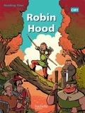 Juliette Saumande - Robin Hood - CM1.