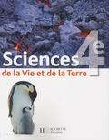 Marie-Claude Hervé et Hervé Desormes - Sciences de la Vie et de la Terre 4e.