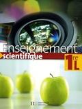 Jean-Pierre Durandeau et Vincent Besnard - Enseignement scientifique 1e L.