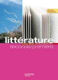 Miguel Degoulet et François Mouttapa - Littérature toutes séries 2e / 1e L'écume des lettres - Programme 2010.