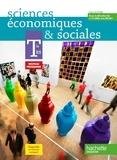 Jean-Paul Lebel et Adeline Richet - Sciences économiques et sociales Tle ES - Livre de l'élève, Format compact.