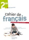 François Mouttapa et Miguel Degoulet - Cahier de français 2de - Exercices de langue et de méthode.