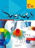 Hervé Desormes et Thierry Dulaurans - Sciences 1res L/ES - nouveau programme - Livre élève format compact.