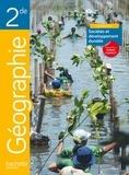 Anne Gasnier et Fanny Maillo-Viel - Géographie 2e Sociétés et développement durable - Livre de l'élève (grand format).