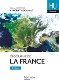 Vincent Adoumié et Christian Daudel - Géographie de la France.