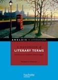 Françoise Grellet - A handbook of literary terms - Introduction au vocabulaire littéraire anglais.