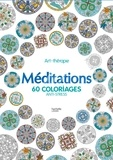 Marthe Mulkey et Jeane Montano - Méditation - 60 coloriages anti-stress.